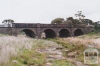 Rothwell Bridge, Little River, 2011