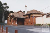Railway Station, Leongatha, 2011