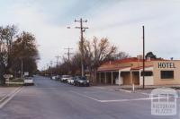 Main Street, Tallygaroopna, 2011