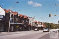 High Street, Glen Iris, 2012