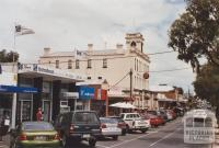 Main Street, Portarlington, 2012