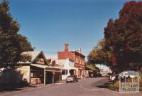 Main Street, Romsey, 2012