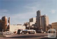 Murray Goulburn Factory, Rochester, 2012