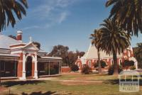 Presbyterian and Roman Catholic Church, Elmore, 2012