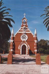 Roman Catholic Church, Elmore, 2012