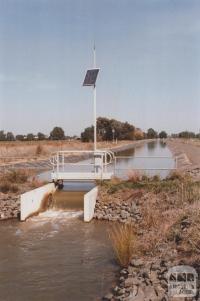 Irrigation Channel, Nanneella, 2012