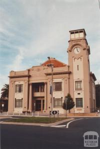Shire Hall, Yarrawonga, 2012