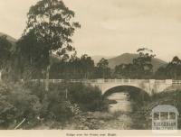 Bridge over the Ovens, near Bright