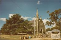 St Johns Anglican Church, Malmsbury, 1980