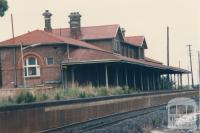 Serviceton Railway Station, 1985