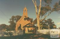 Campbells Creek Church, 1980