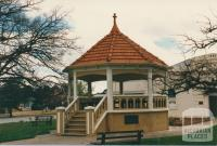 Band Rotunda, Charlton, 1980