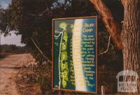 Banksia Bluff Bush Camp, Cape Conran, 1980