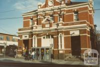 Elsternwick Post Office, 1980