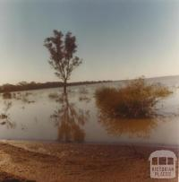 Lake Hindmarsh, Jeparit, 1980