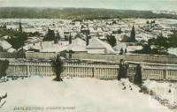 Daylesford under snow, 1910