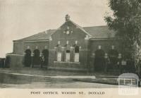 Post Office, Woods Street, Donald, 1949