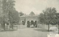 Post Office, Drouin, 1916