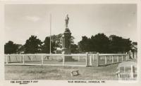 War Memorial, Dunkeld