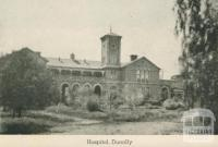 Hospital, Dunolly
