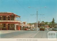 The shopping centre, High Street, Eaglehawk