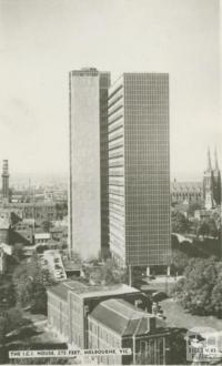 The ICI House, 275 feet, East Melbourne