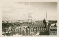 St Patrick's Cathedral and surroundings, East Melbourne
