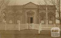 Shire Hall, Edenhope