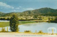 Pondage Lake, Bridge and Township, Eildon
