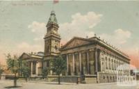 The Town Hall, Fitzroy, 1911