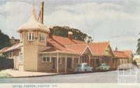 Hotel Foster, Foster