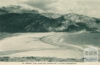 Mt Oberon, Tidal River and Norman Bay, Wilson's Promontory