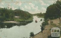 Kananook Creek, Frankston, 1907