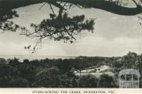 Overlooking the Creek, Frankston