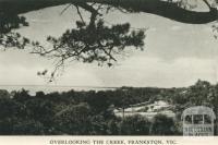 Overlooking the Creek, Frankston