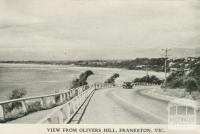 View from Oliver's Hill, Frankston