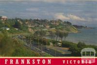 Frankston: Nepean Highway looking towards Olivers Hill, 2000