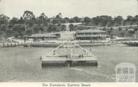 The Foreshore, Eastern Beach, Geelong, 1948