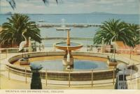 Fountain and Swimming Pool, Geelong