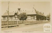 State School, Hamilton, 1926