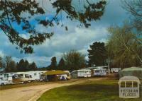 Caravan Park, Heathcote
