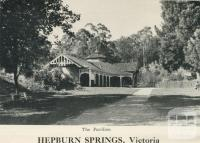 The Pavilion, Hepburn Springs