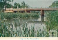 Bridge over the Wimmera River, Horsham