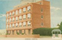 Horsham Hospital, 1951