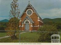 St John, Roman Catholic Church, Jamieson