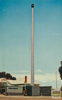 Sir Robert Menzies Commemorative Spire, Jeparit