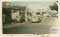 The Esplanade, Lakes Entrance, 1960