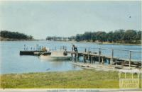 On Lake Tyers Near Lakes Entrance, 1955