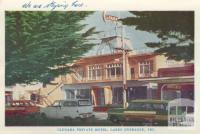 Glenara Private Hotel, Lakes Entrance, 1965