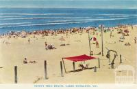Ninety Mile Beach, Lakes Entrance, 1965